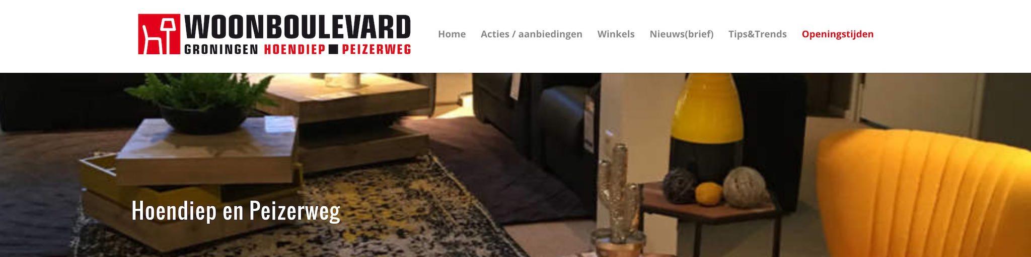 Groningen - Woonboulevard - Meubelboulevard