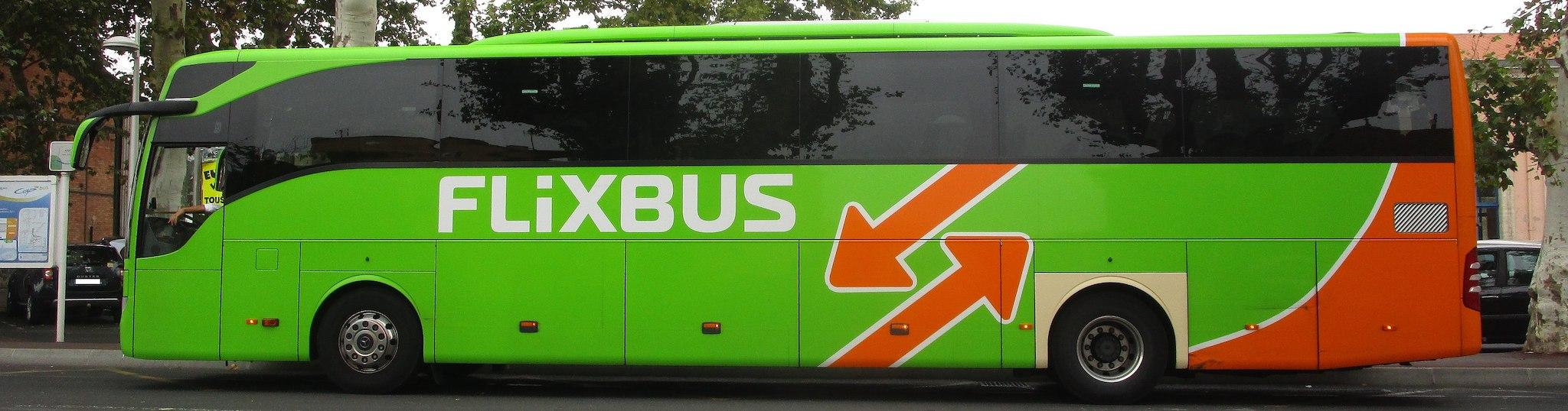 Groningen, Anreise, Mit dem Bus, Flixbus