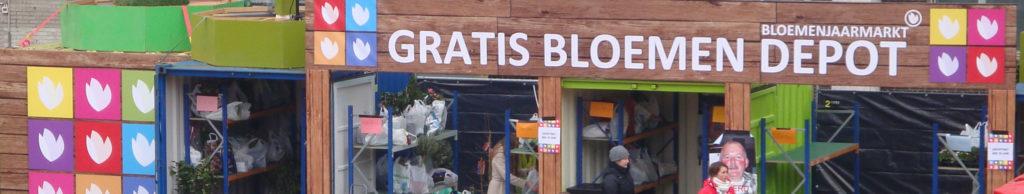 Groningen - Blumenmarkt - Blumendepot