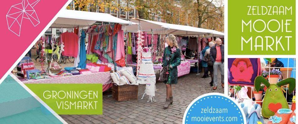 Groningen - Zeldzaam Mooi auf dem Vismarkt