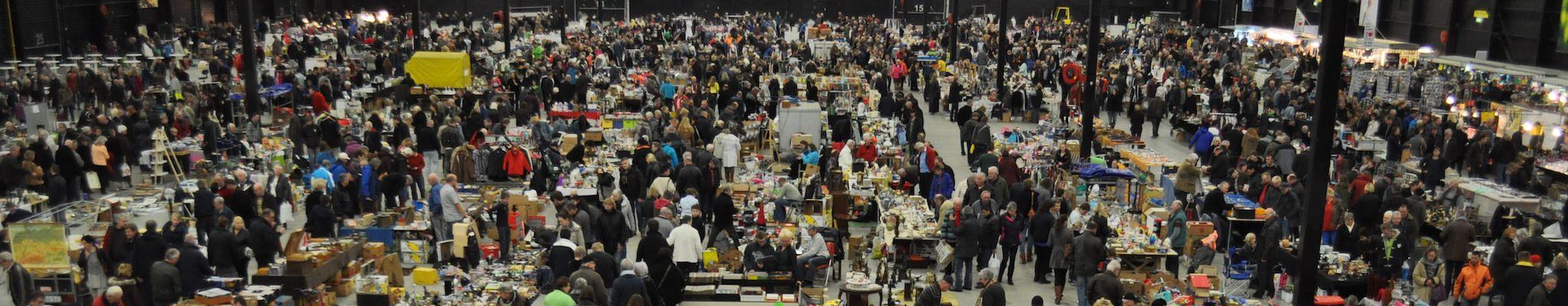 Groningen - Eelde - Flohmarkt