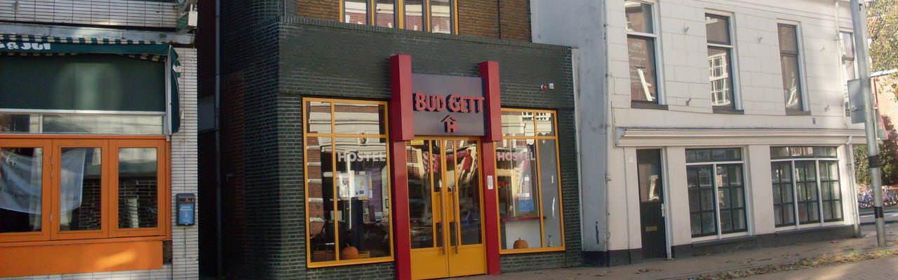 Groningen - Bud Gett Hostel - von aussen