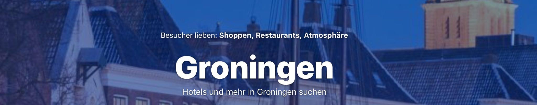 Übernachten in Groningen - Bookings.com - Hotels - Suche