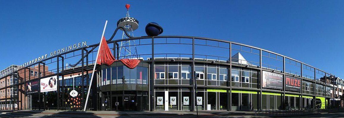 Groningen - De Oosterpoort