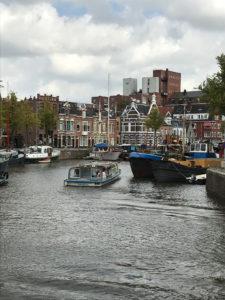 Groningen - Grachtenrundfahrt - Noorderhaven