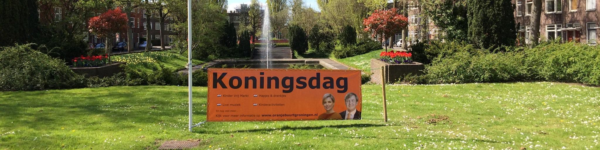 Groningen - Koningsdag