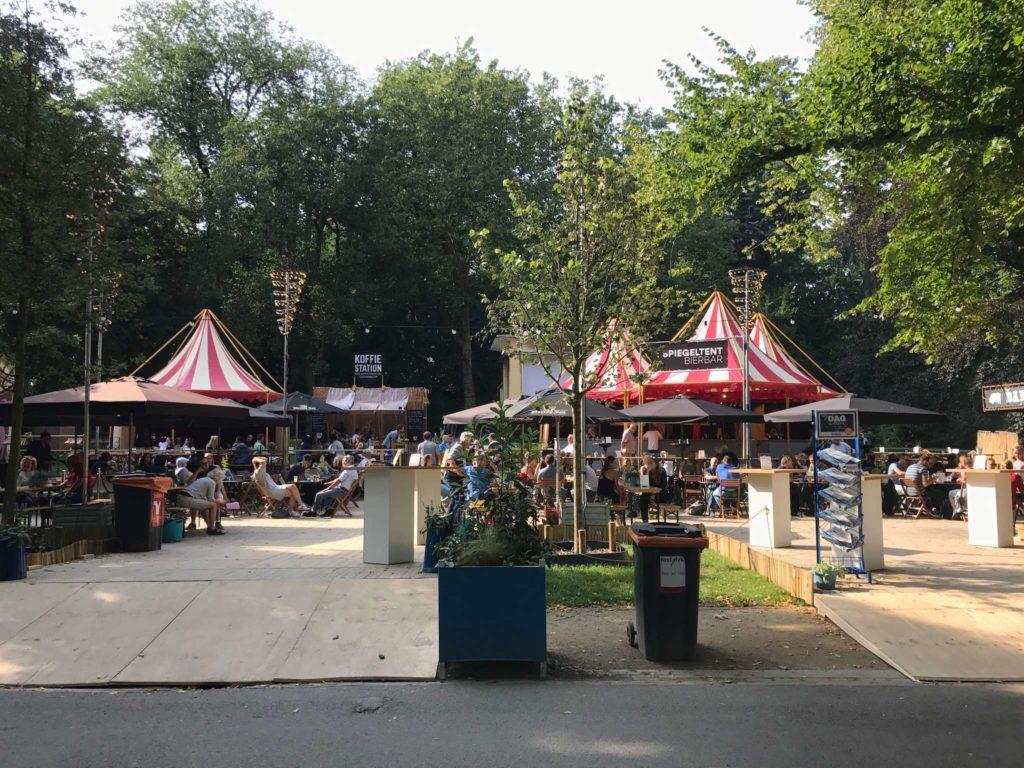 Groningen - Noorderzon - Zelte