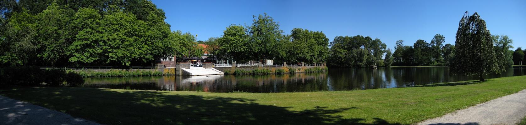 Groningen - Stadsparkpaviljoen