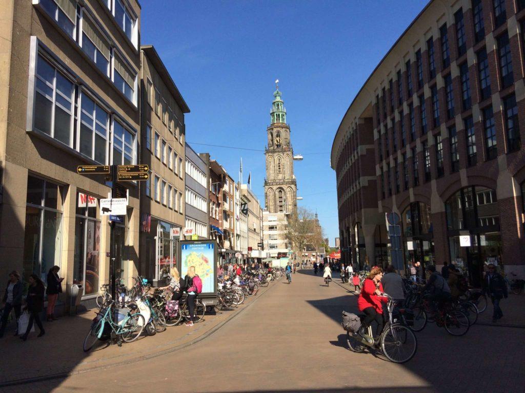 Groningen - Martiniturm