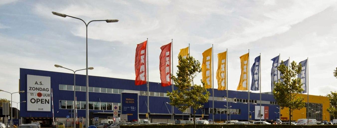 IKEA in Groningen