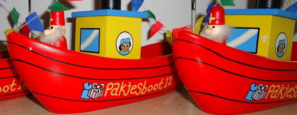Sinterklaas - Pakjesboot