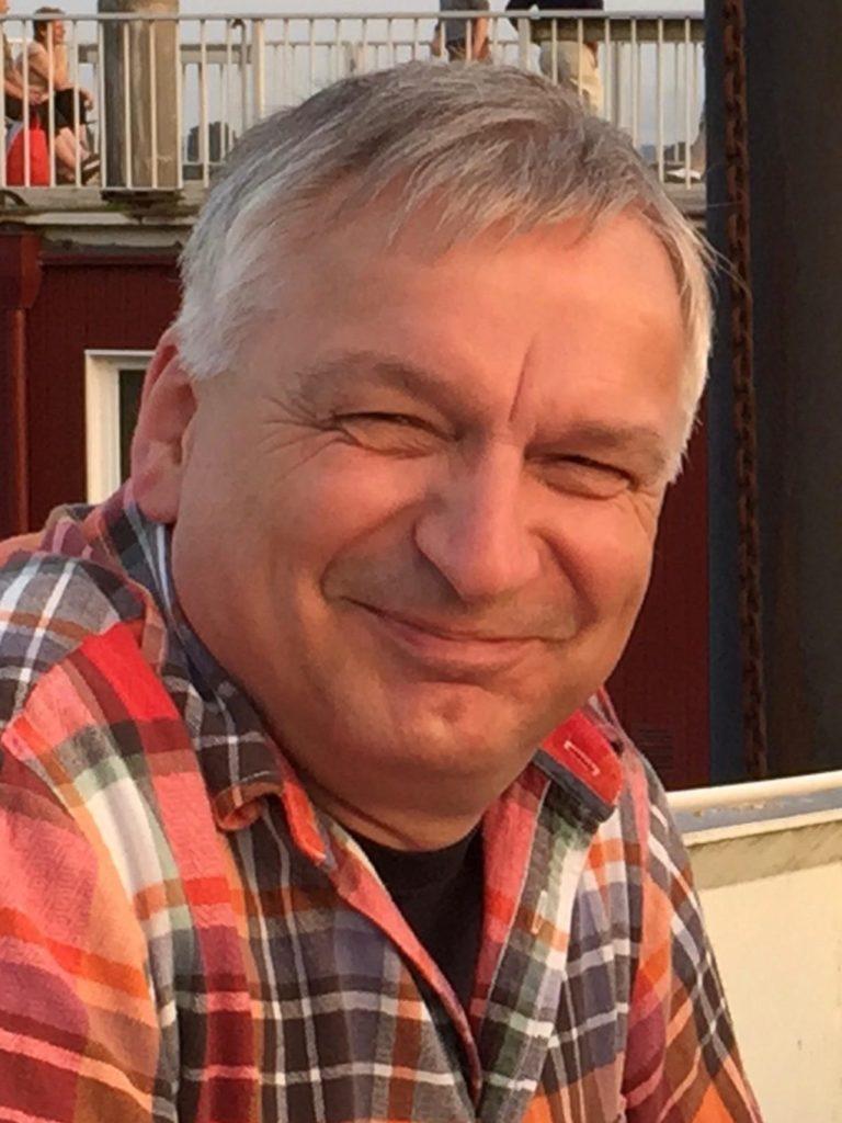 Peter Müller - Autor dieser Website