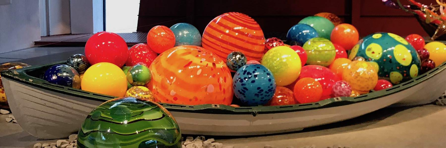 Chihuly - Ausstellung im Groninger Museum