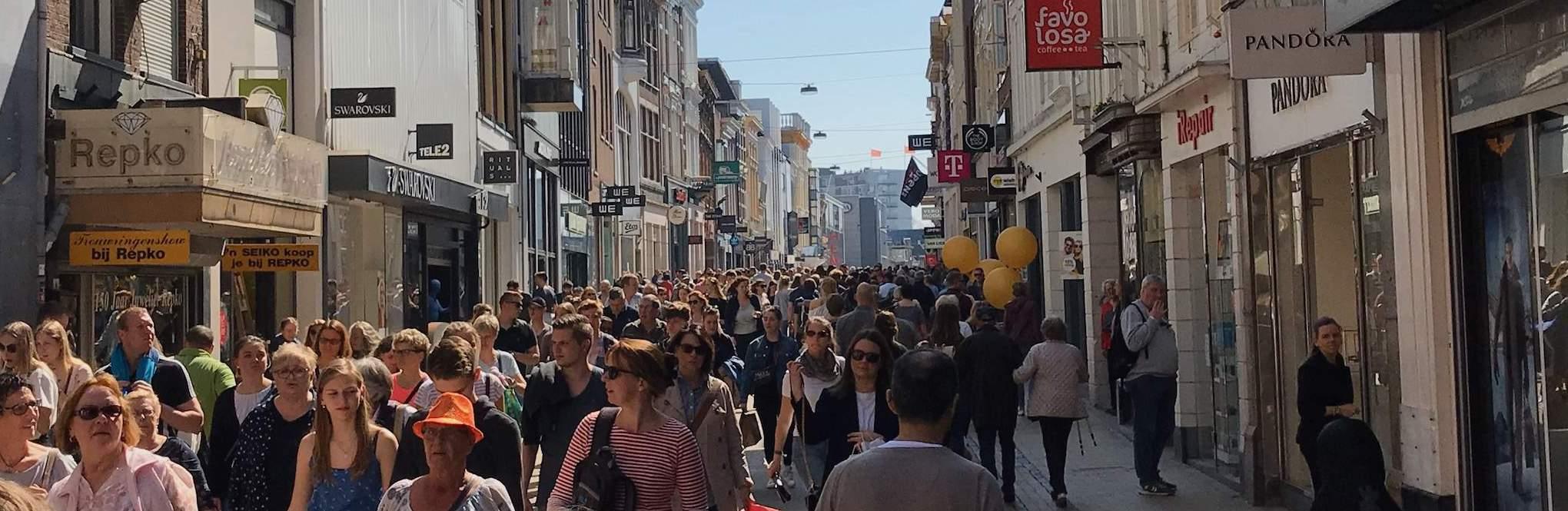 Groningen - Shopping an Feieragen