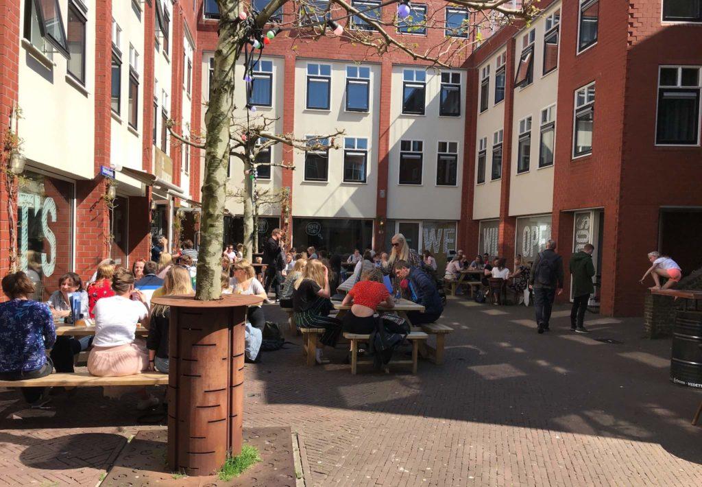Groningen: Innenstadt im Überblick