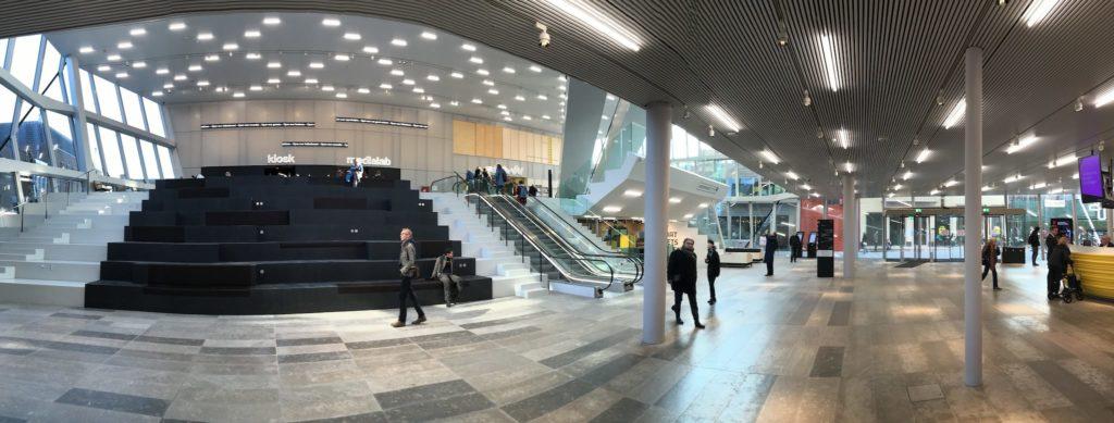 Sehenswert - das Forum Groningen