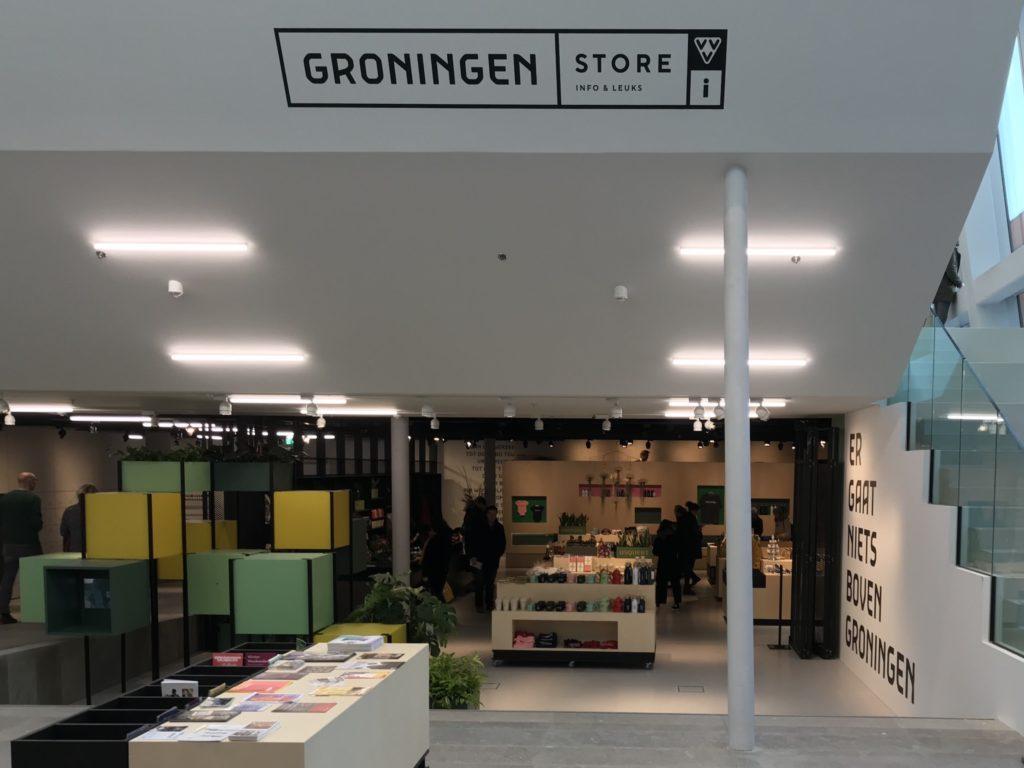 Forum Groningen - Groningen Store (VVV)